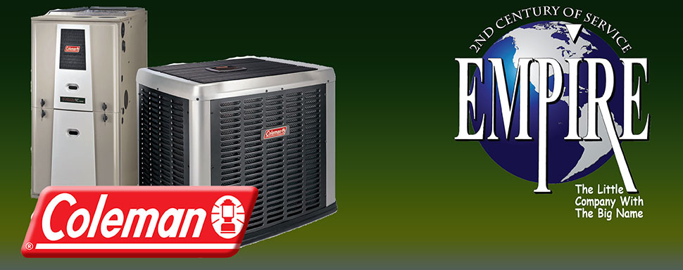 Home Air Conditioner Furnace Coleman Air Conditioning