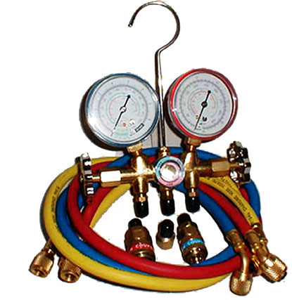 Home Air Conditioner Furnace Freon Leak Detection