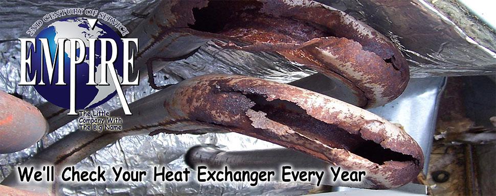 Home Air Conditioner Furnace Heat Exchanger Firebox